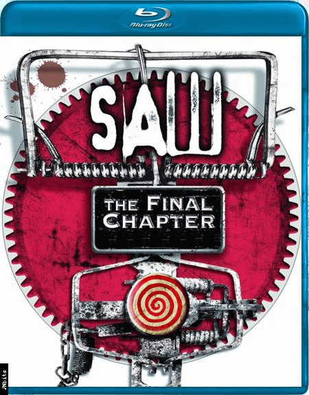 Saw The Final Chapter Blu-ray Movie