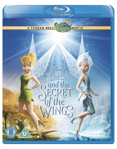 Secret Of The Wings (Blu-ray ONLY USED)