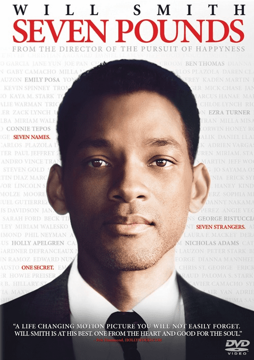 Seven Pounds DVD Movie (USED)