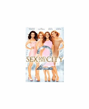 Sex And The City 2 DVD Movie