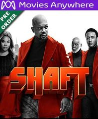 Shaft 2019 HD Vudu or iTunes Code via MA (PRE-ORDER WILL EMAIL ON OR BEFORE BLU RAY RELEASE)