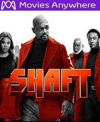 Shaft 2019 HD Vudu or iTunes Code via MA