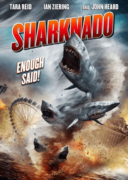 Sharknado DVD Movie