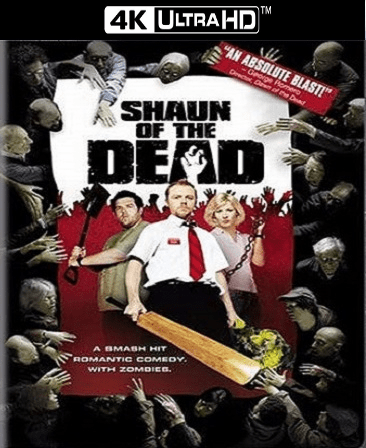 Shaun of the Dead 4K Vudu Ports To Movies Anywhere & iTunes (Insta Watch)