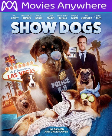 Show Dogs HD UV or iTunes Code via MA
