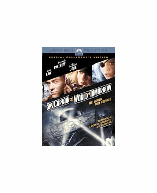 Sky Captain And The World Of Tomorrow DVD Full Screen