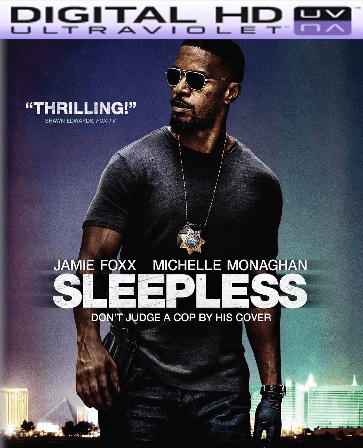 Sleepless HD Digital Ultraviolet UV Code