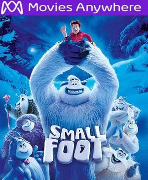 Smallfoot HD UV or iTunes Code via MA