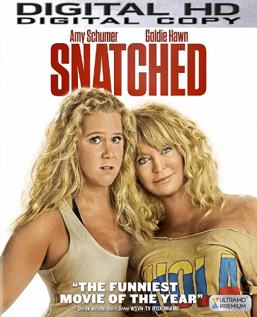 Snatched HD Ultraviolet or iTunes Code