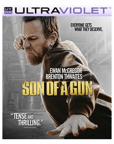 Son of a Gun SD Digital Ultraviolet UV Code