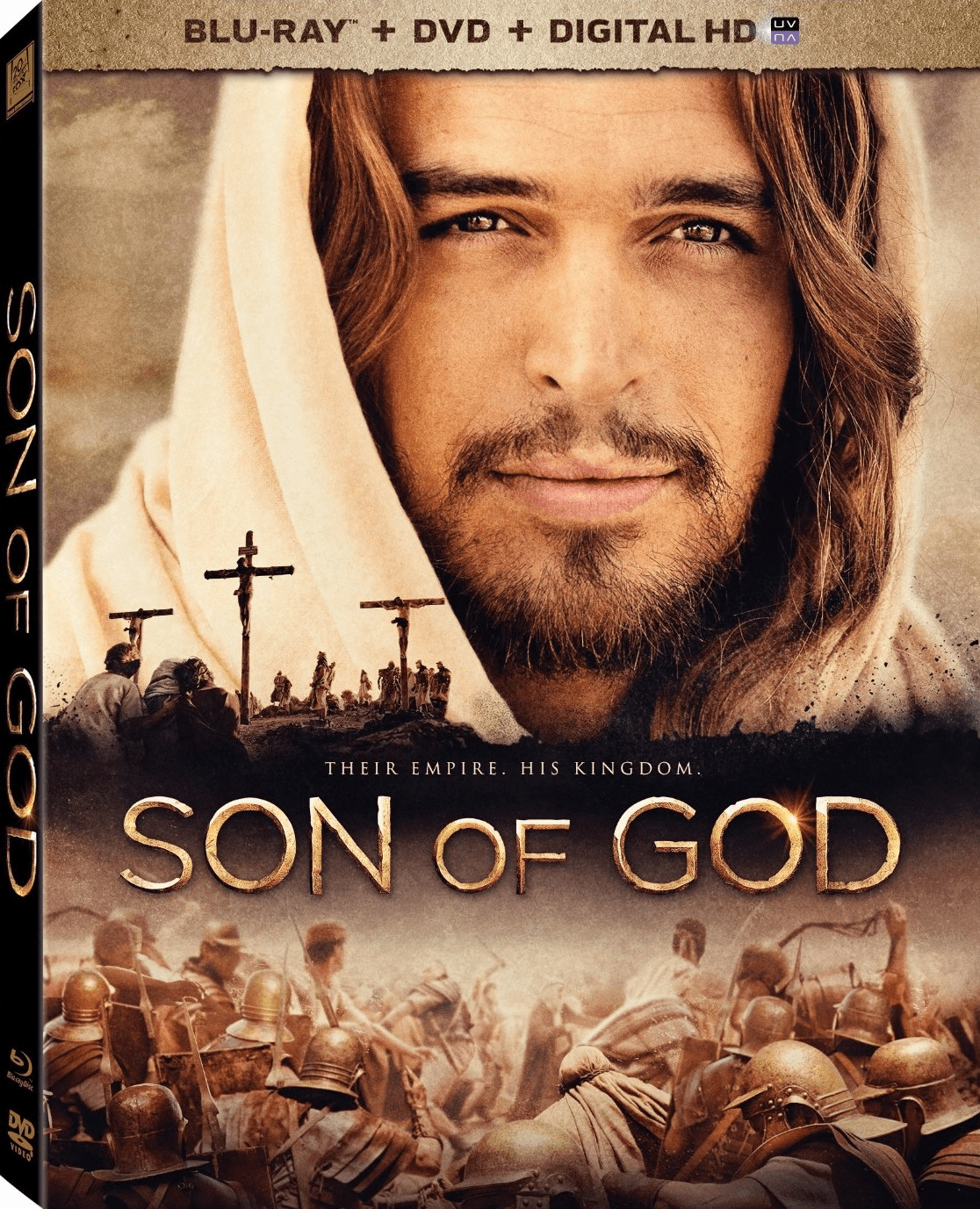 Son Of God (Blu-ray + DVD + Digital HD)
