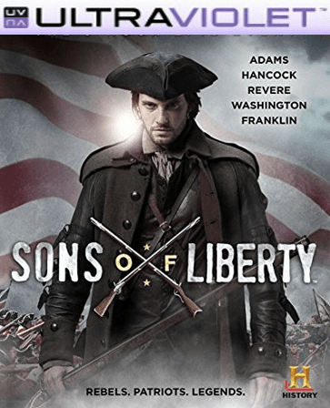 Sons of Liberty SD Digital Ultraviolet UV Code