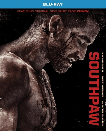 Southpaw Blu-ray Single Disc (USED)