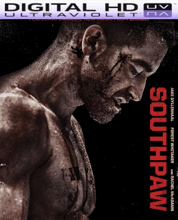 Southpaw HD Digital Ultraviolet UV Code