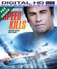 Speed Kills HD Vudu UV Code (PRE-ORDER WILL EMAIL ON OR BEFORE BLU RAY RELEASE)