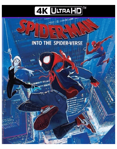 Spider-Man: Into the Spider-Verse 4K Vudu Ports To Movies Anywhere & iTunes (Insta Watch)