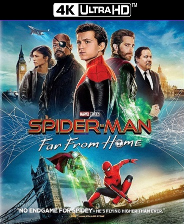 Spiderman Far from Home 4K Vudu Ports To Movies Anywhere & iTunes (Insta Watch)