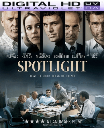 Spotlight HD Digital Ultraviolet UV Code