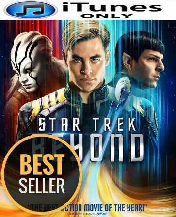 Star Trek Beyond  HD iTunes Code