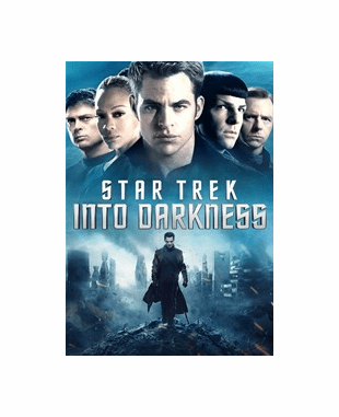 Star Trek Into Darkness DVD (USED)