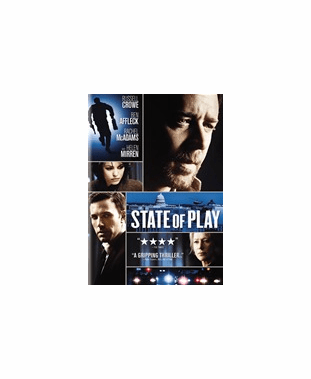 State Of Play DVD Movie (USED)