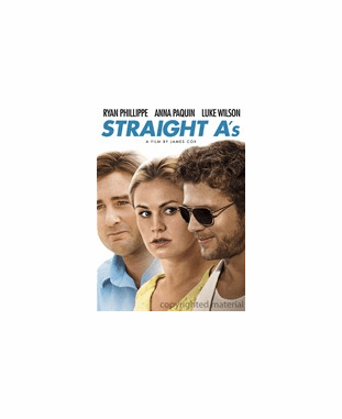 Straight A's DVD  Movie
