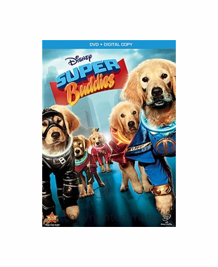 Super Buddies DVD Movie
