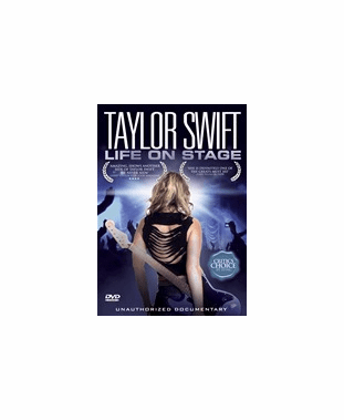 Taylor Swift Life On Stage DVD