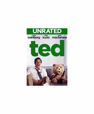 Ted DVD Movie