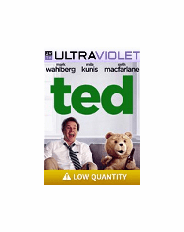 Ted SD Digital Ultraviolet UV Code