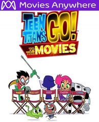 Teen Titans Go! To the Movies HD UV or iTunes Code via MA
