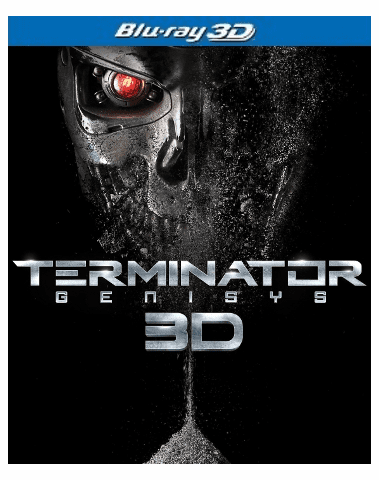 Terminator Genisys 3D Blu-ray Single Disc