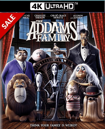 The Addams Family HD  iTunes Code