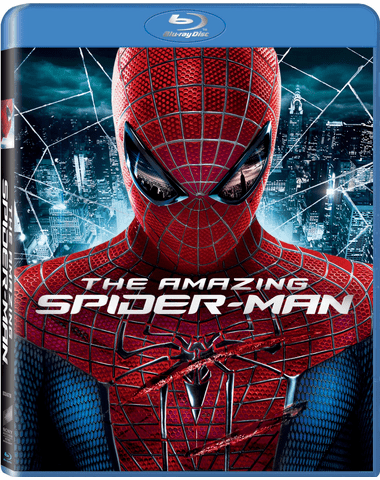 The Amazing Spider-Man Blu-ray Rental (USED)