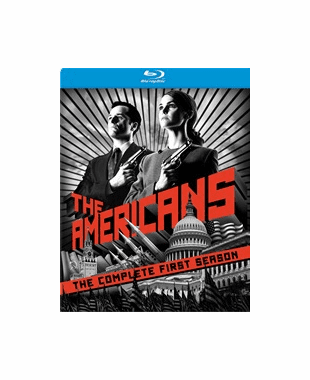 The Americans The Complete First Season Blu-ray
