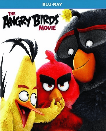 The Angry Birds Movie Blu-ray