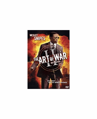 The Art Of War II Betrayal DVD (USED)