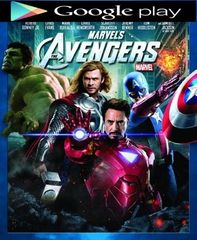 The Avengers HD Google Play Code