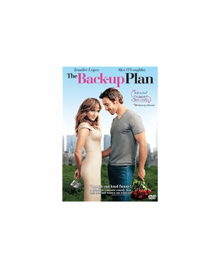 The Back Up Plan DVD Movie
