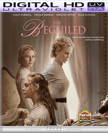 The Beguiled HD Ultraviolet UV Code