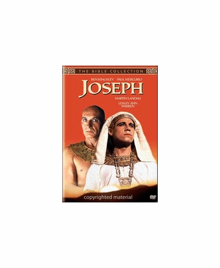 The Bible Collection Joseph DVD