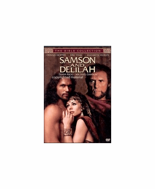 The Bible Collection Samson And Delilah DVD