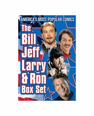 The Bill Jeff Larry and Ron Box Set DVD