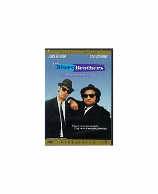 The Blues Brothers  Collectors Edition DVD Movie