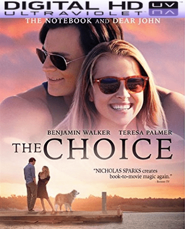 The Choice HD Digital Ultraviolet UV Code