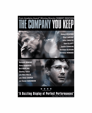 The Company You Keep  (DVD + UltraViolet)