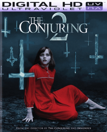 The Conjuring 2 HD Digital Ultraviolet UV Code