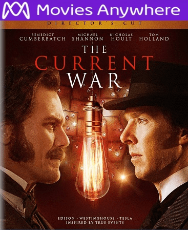 The Current War HD Vudu or iTunes Code via MA