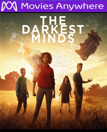 The Darkest Minds HD UV or iTunes Code via MA