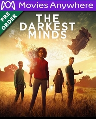 The Darkest Minds HD UV or iTunes Code via MA (PRE-ORDER WILL EMAIL ON OR BEFORE BLU-RAY RELEASE DATE)